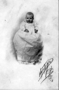 Russ Ferguson's Baby Picture