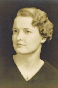 Mary Elizabeth (Betty) Parry