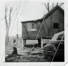 Grandpa Schwegler's Clubhouse on the Gasconade River