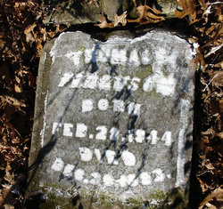 Ferguson, Thomas B. Headstone