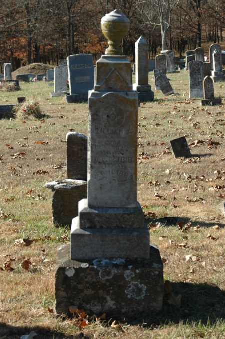 Williams, William J, Headstone Picture 2