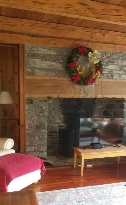 Toms Brook Fireplace